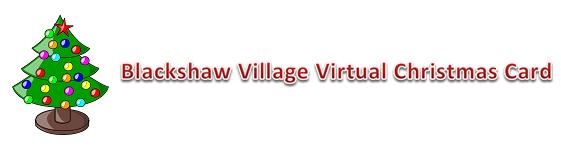 blackshaw village virtual christmas cards - Virtual Christmas Cards