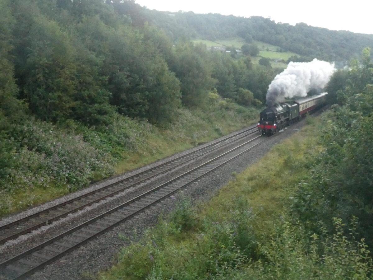 Eastwood Train